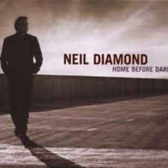 neil diamond home before dark sealed cd